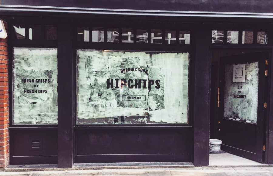 Opening soon in Soho