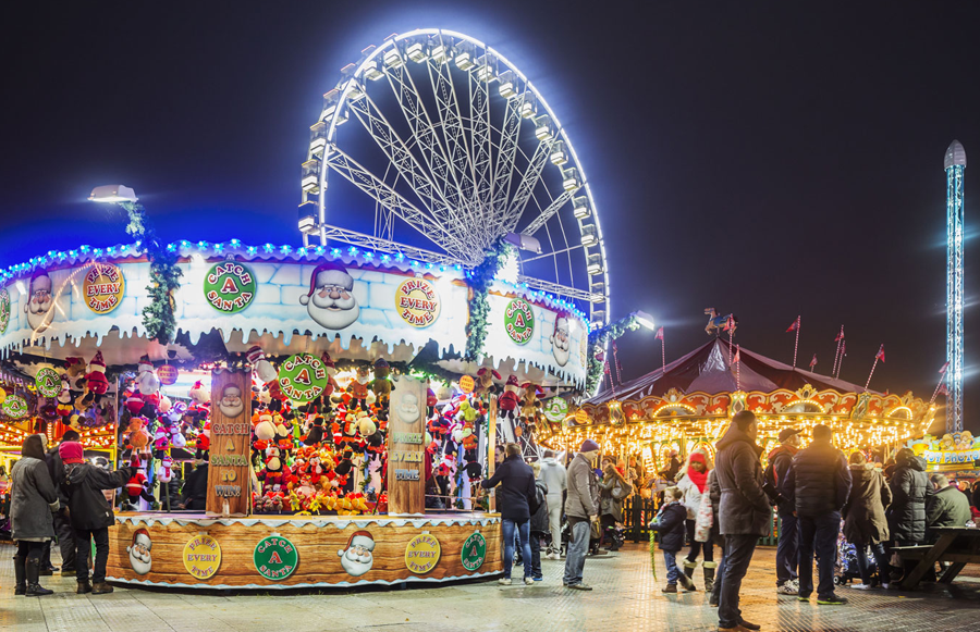 Here's all you need to know about Winter Wonderland in Hyde Park... - Urban Intention - Things ...